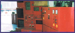 Fire Control Panel